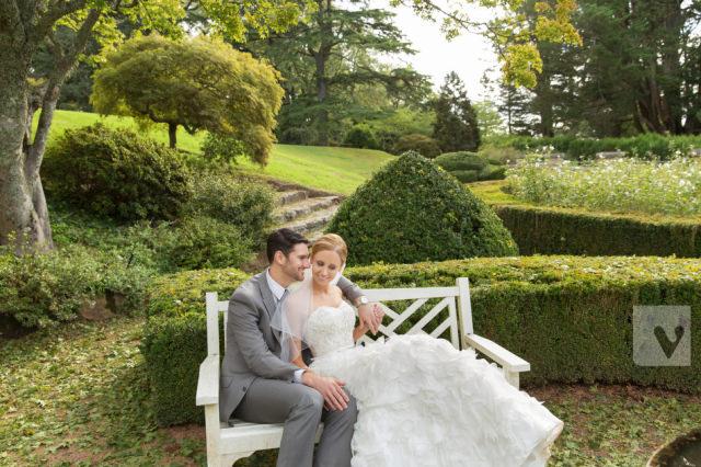 wedding photography at milton park