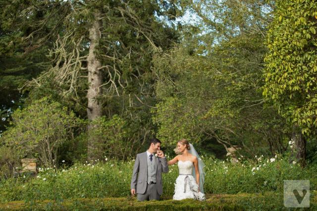 wedding photos from milton park