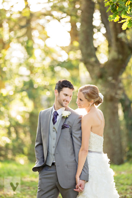 milton park wedding photos outdoors